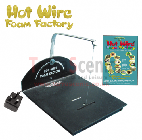 Polystyrene Cutter Scroll Table Craft Kit Hot Wire Foam Factory